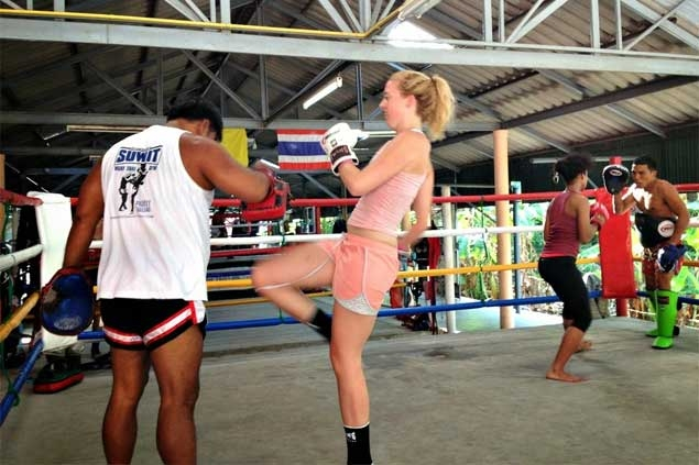 Suwitmuaythai Program is Muay Thai for Fitness Plan in Thailand for your  Health