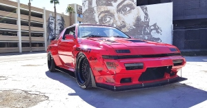 10 Places That You Can Find Mitsubishi Starion Body Kit